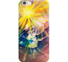 Piercing Light iPhone Case/Skin
