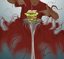 The Massive Sandwich by Amiel Gagui