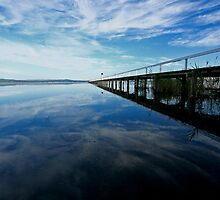 Watkin's Jetty by Mark Snelson