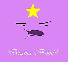 Adventure Time - Lumpy Space Princess  by Sean Bahr