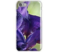 """""""Iris in the Wind """" iPhone Case/Skin"""