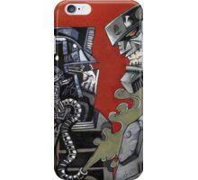 Transformers Goodbye Prime iPhone Case/Skin