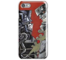 Transformers Goodbye Prime iPhone Case/Skin