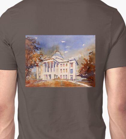 Raleigh Capitol building- North Carolina (USA) Unisex T-Shirt