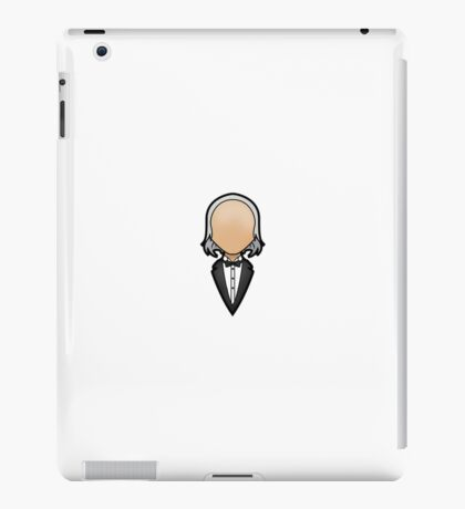 First Doctor - William Hartnell iPad Case/Skin