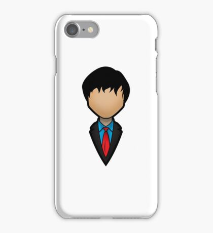 Second Doctor - Patrick Troughton iPhone Case/Skin