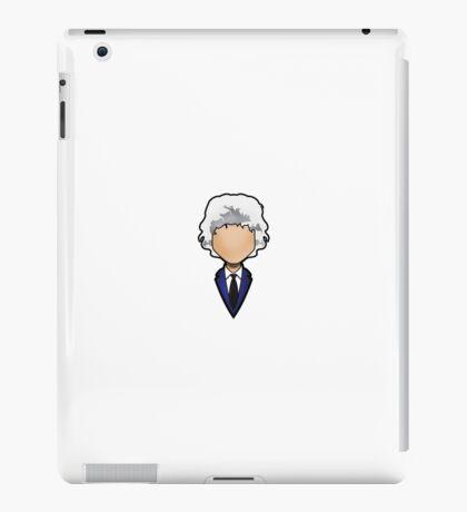 Third Doctor - Jon Pertwee iPad Case/Skin