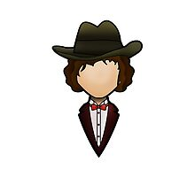 Fourth Doctor - Colin Baker by Johnny Isorena