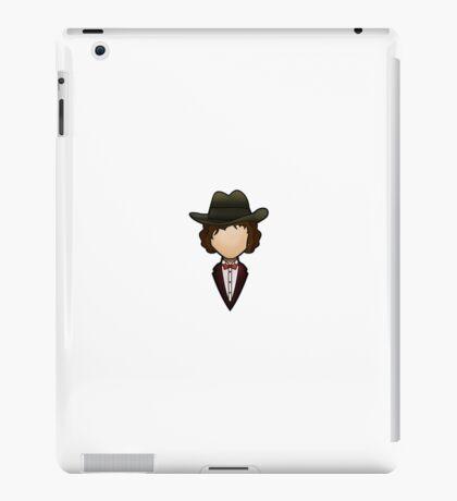 Fourth Doctor - Colin Baker iPad Case/Skin