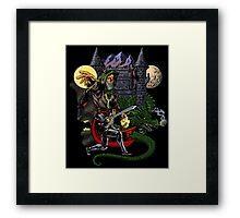 Shadowgate Classic Framed Print