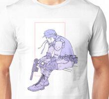 Watchful Snake Unisex T-Shirt