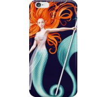 Siren II iPhone Case/Skin