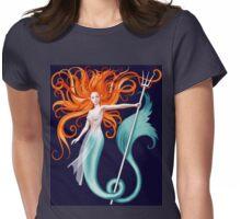 Siren II Womens Fitted T-Shirt