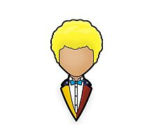 Sixth Doctor - Colin Baker by Johnny Isorena