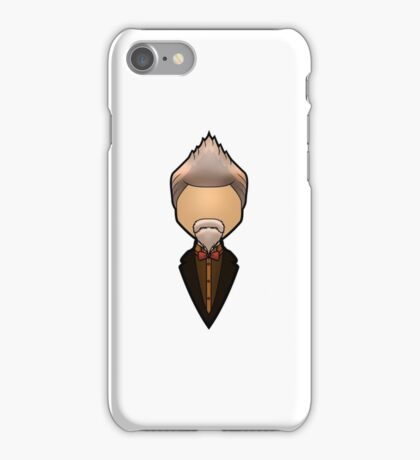 War Doctor - John Hurt iPhone Case/Skin