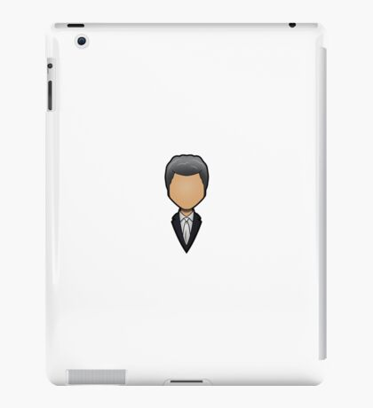 Twelfth Doctor - Peter Capaldi iPad Case/Skin
