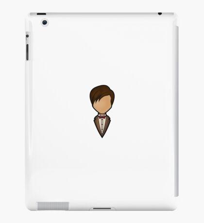 Eleven - Matt Smith iPad Case/Skin