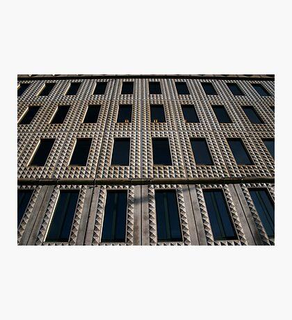 Facade Photographic Print