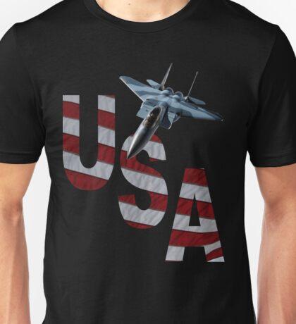US Air Force F-15  Unisex T-Shirt