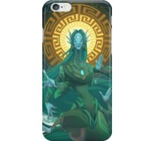 Stargazing: a short pamphlet on being a ethereal being. iPhone Case/Skin