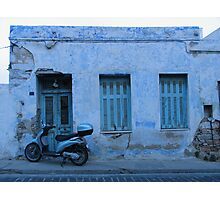 Open All Hours Photographic Print