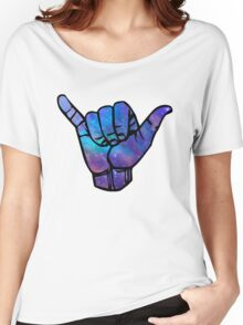 Space Hang Loose Women's Relaxed Fit T-Shirt