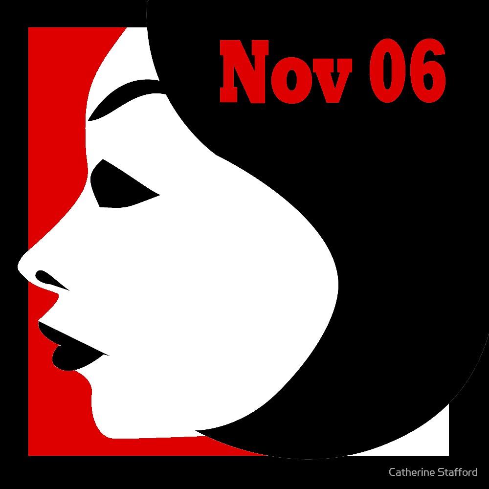 Nov by Catherine Stafford