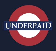 Underpaid by geekogeek