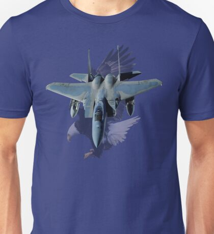 F15 Eagle Unisex T-Shirt