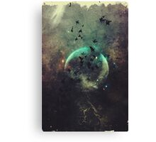 byrd wyrld Canvas Print