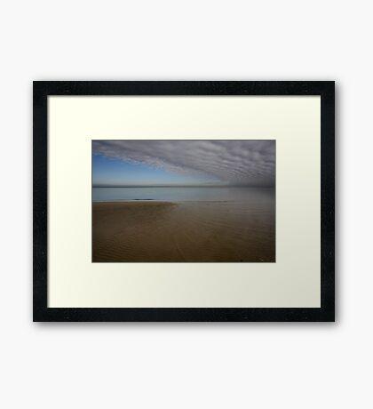 St. Kilda, early morning Framed Print