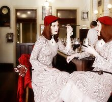 The Cafe Girls by Naomi Mawson