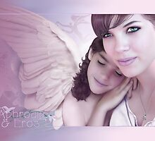 Aphrodite and Eros by Ivy Izzard