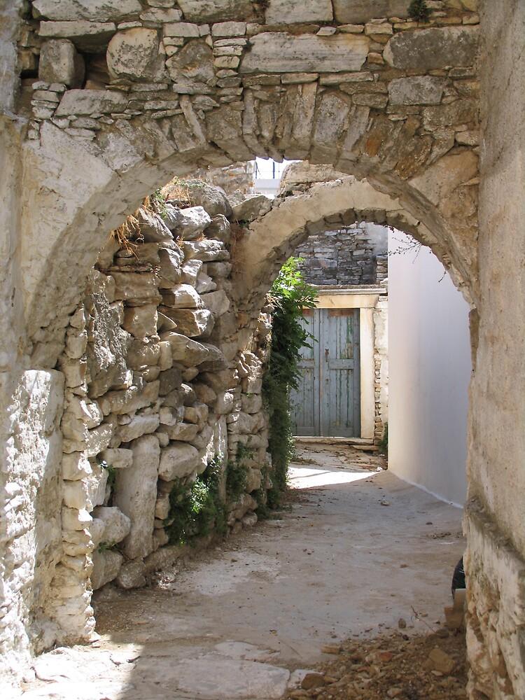 Archway by Jeremy Mawson