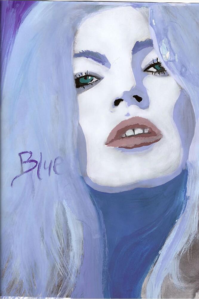 Blue by catthirteen