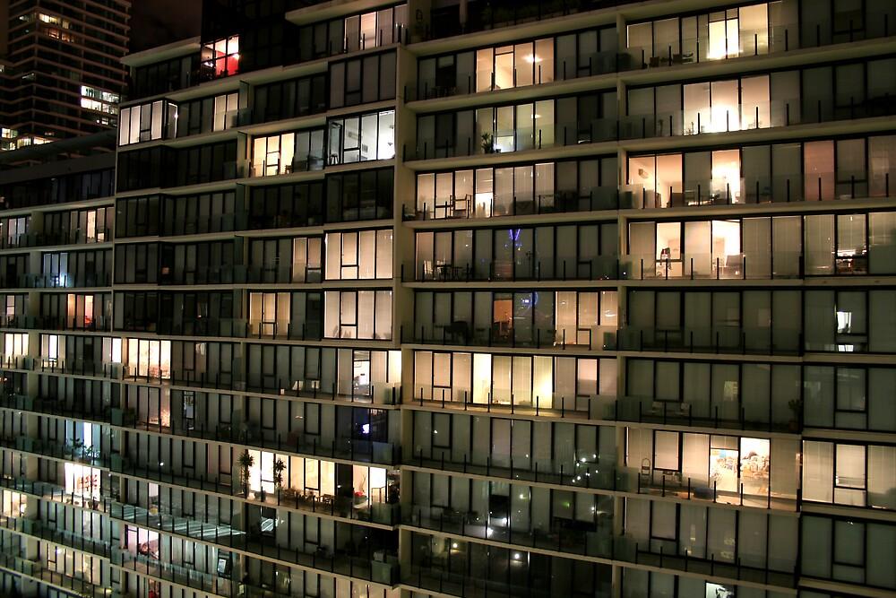 Apartment Patterns by Nathan Thomas