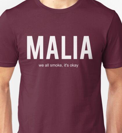 It's Okay, We All Smoke Unisex T-Shirt