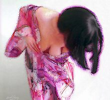 Kimono Reveals #1 by Michael Critchley