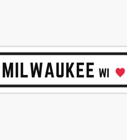 Milwaukee Wisconsin #2 Sticker