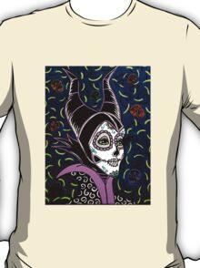 Sugar Skull Maleficent T-Shirt
