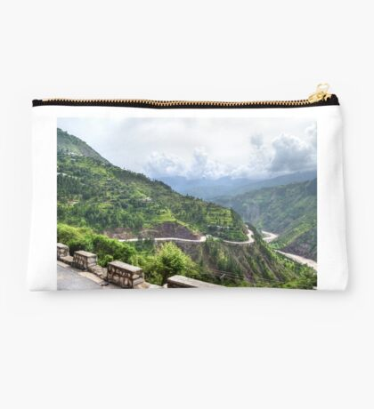 Kaghan Valley  Studio Pouch