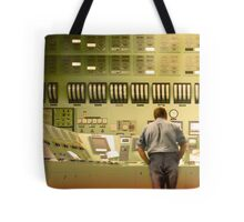 Inside Sector 7G Tote Bag