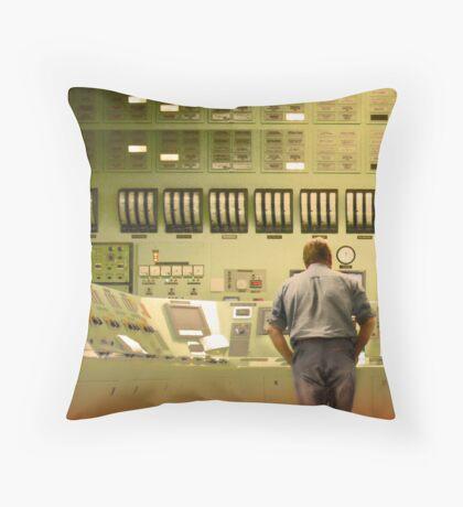 Inside Sector 7G Throw Pillow