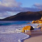 Little Waterloo Bay - Wilsons Prom - Victoria by James Pierce