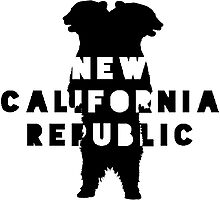 New California Republic  Photographic Print
