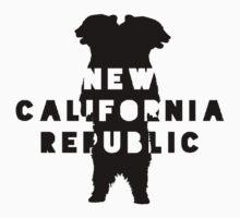 New California Republic  T-Shirt