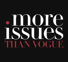 more issues by e2productions