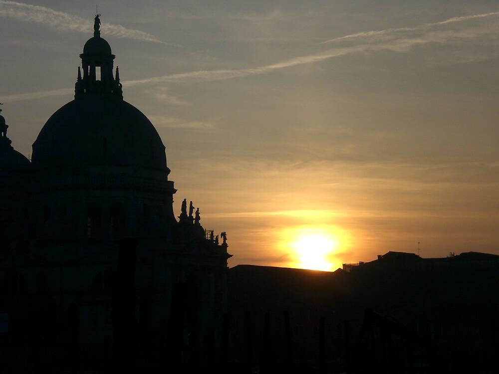 Sunset in Venice by mdjonesyd