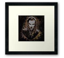 Benedict Cumberbatch - Khan Framed Print
