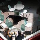 Aqua Chairs by Paul Vanzella